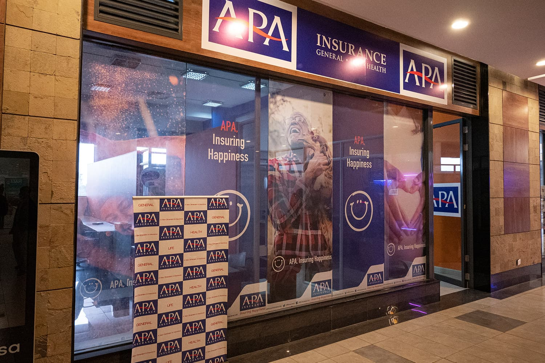 APA Insurance Ltd