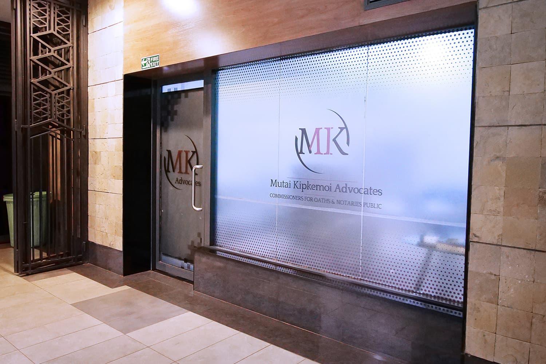 Mutai Kipkemoi & Company Advocates
