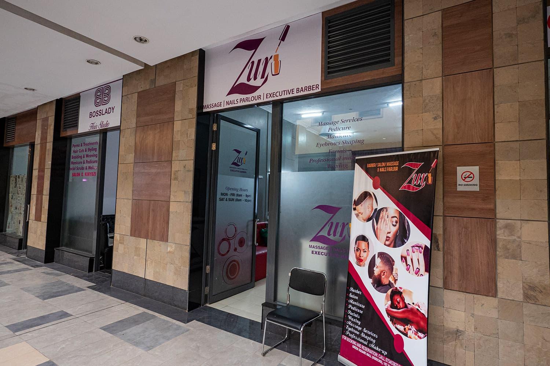 Zuri Nails & Massage Parlour