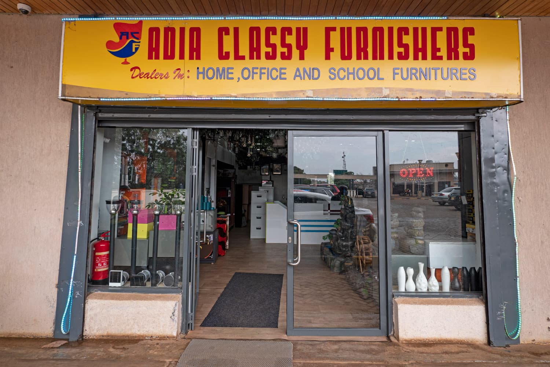 Adia Classy Furnishers
